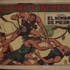 Tebeos: EL HOMBRE DE PIEDRA. Nº 17. Lote 17333653