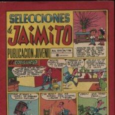 Tebeos: SELECCIONES DE JAIMITO. Nº 190. Lote 17457303