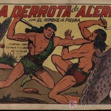Tebeos: EL HOMBRE DE PIEDRA. Nº 60. Lote 17209377