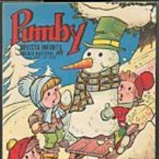 Tebeos: PUMBY Nº949 ED.VALENCIANA. Lote 10858228