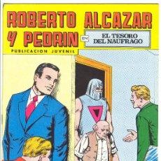 Tebeos: ROBERTO ALCAZAR Y PEDRIN Nº 136. Lote 27571994