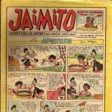 Tebeos: JAIMITO - Nº 681 AÑO XVII - EDITORIAL VALENCIANA 1962. Lote 19110649