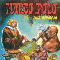 Tebeos: MARCO POLO POR LUIS BERMEJO. EDITORIAL VALENCIANA. AÑO 1.983.. Lote 26337006