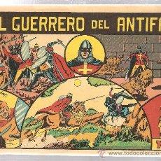 Tebeos: EL GUERRERO DEL ANTIFAZ - PRIMERA EPOCA - NUMERO 1, DEL AÑO 1944. Lote 207002110
