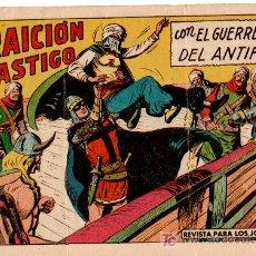 Tebeos: EL GUERRERO DEL ANTIFAZ ORIGINAL Nº 393 BUEN ESTADO. Lote 11268617