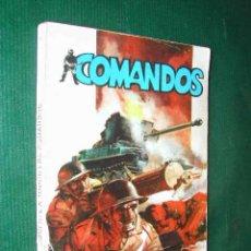 Tebeos: COMANDOS 1 - MUERTE A TODOS LOS COMANDOS. Lote 11307789
