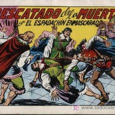 Tebeos: EL ESPADACHÍN ENMASCARADO 2ª. 1981. 3 EN 1 Nº 51. Lote 27250353