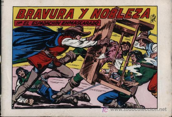 EL ESPADACHÍN ENMASCARADO 2ª. 1981. 3 EN 1 Nº 58 (Tebeos y Comics - Valenciana - Espadachín Enmascarado)