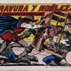 Tebeos: EL ESPADACHÍN ENMASCARADO 2ª. 1981. 3 EN 1 Nº 58. Lote 11332874