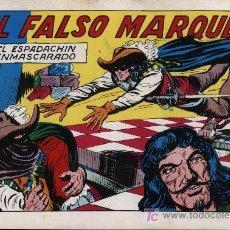 Tebeos: EL ESPADACHÍN ENMASCARADO 2ª.1981. 3 EN 1 Nº 50. Lote 21205883