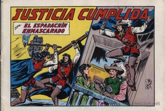 EL ESPADACHÍN ENMASCARADO 2ª. 1981. 3 EN 1 Nº 44 (Tebeos y Comics - Valenciana - Espadachín Enmascarado)