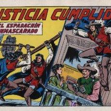 Tebeos: EL ESPADACHÍN ENMASCARADO 2ª. 1981. 3 EN 1 Nº 44. Lote 11333224