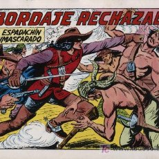 Tebeos: EL ESPADACHÍN ENMASCARADO 2ª. 1981. 3 EN 1 Nº 41. Lote 21205884