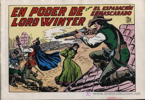 EL ESPADACHÍN ENMASCARADO 2ª. 1981. 3 EN 1 Nº 67 (Tebeos y Comics - Valenciana - Espadachín Enmascarado)