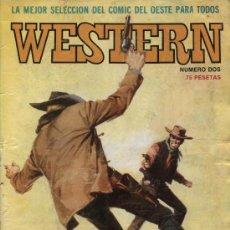 Tebeos: WESTERN Nº 2. 1982. Lote 27250355