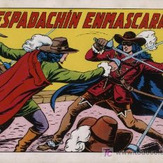 Tebeos: EL ESPADACHÍN ENMASCARADO 2ª. 1981. 3 EN 1 Nº 1. Lote 27250357