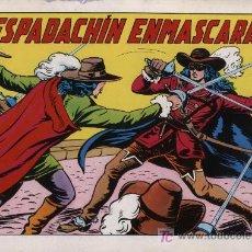 Tebeos: EL ESPADACHÍN ENMASCARADO 2ª. 1981. 3 EN 1 Nº 1. Lote 11333553