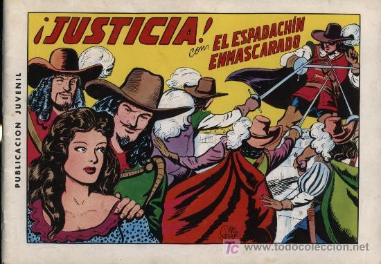 EL ESPADACHÍN ENMASCARADO 2ª. 1981. 3 EN 1 Nº 2 (Tebeos y Comics - Valenciana - Espadachín Enmascarado)