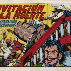 Tebeos: EL ESPADACHÍN ENMASCARADO 2ª. 1981. 3 EN 1 Nº 3. Lote 11333698