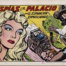Tebeos: EL ESPADACHÍN ENMASCARADO 2ª. 1981. 3 EN 1 Nº 46. Lote 11358376