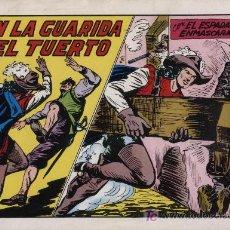 Tebeos: EL ESPADACHÍN ENMASCARADO 2ª. 1981. 3 EN 1 Nº 45. Lote 11358402