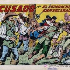 Tebeos: EL ESPADACHÍN ENMASCARADO 2ª. 1981. 3 EN 1 Nº 42. Lote 11358463