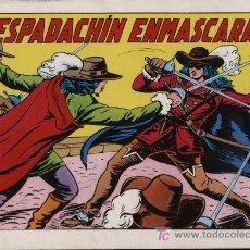 Tebeos: EL ESPADACHÍN ENMASCARADO 2ª. 1981. 3 EN 1 Nº 1. Lote 11358551