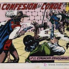 Tebeos: EL ESPADACHÍN ENMASCARADO 2ª. 1981. 3 EN 1 Nº 69. Lote 21205895