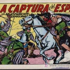 Tebeos: EL ESPADACHÍN ENMASCARADO 2ª. 1981. 3 EN 1 Nº 11. Lote 11361197