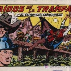 Tebeos: EL ESPADACHÍN ENMASCARADO 2ª. 1981. 3 EN 1 Nº 54. Lote 11365648