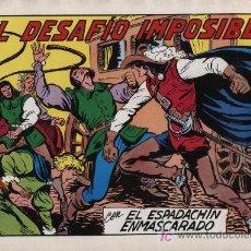 Tebeos: EL ESPADACHÍN ENMASACARADO 2ª. 1981. 3 EN 1 Nº 59. Lote 11365755