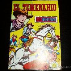 BDs: EL TEMERARIO Nº 9. EDITORIAL VALENCIANA. 1981. Lote 11646912