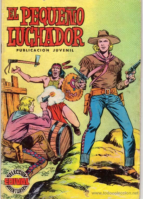 EL PEQUEÑO LUCHADOR N. 1 VALENCIANA AÑOS 70 (Tebeos y Comics - Valenciana - Pequeño Luchador)
