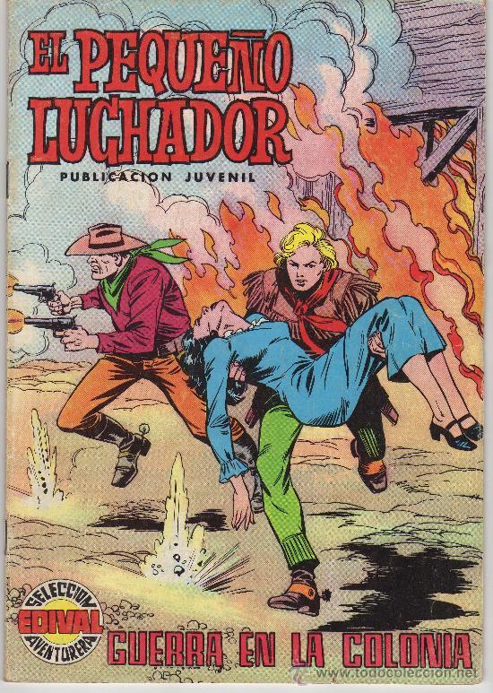 EL PEQUEÑO LUCHADOR N. 3 VALENCIANA AÑOS 70 (Tebeos y Comics - Valenciana - Pequeño Luchador)