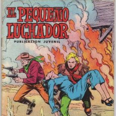 Tebeos: EL PEQUEÑO LUCHADOR N. 3 VALENCIANA AÑOS 70. Lote 11761936