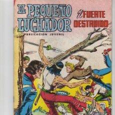 Tebeos: EL PEQUEÑO LUCHADOR N. 35 VALENCIANA AÑOS 70. Lote 11767442