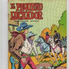 Tebeos: EL PEQUEÑO LUCHADOR N. 37 VALENCIANA AÑOS 70. Lote 11767556