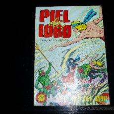 Tebeos: PIEL DE LOBO Nº 11. VALENCIANA COLOR. 1980. Lote 11811775