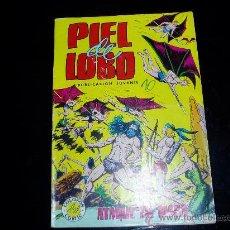 Tebeos: PIEL DE LOBO Nº 9. VALENCIANA COLOR. 1980. Lote 11811817