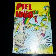Tebeos: PIEL DE LOBO Nº 5. VALENCIANA COLOR. 1980. Lote 11811829