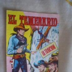 Tebeos: EL TEMERARIO Nº 8 - TEBEOS EL ARCHIVISTA. Lote 12028856