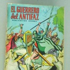Tebeos: GUERRERO DEL ANTIFAZ, EDITORIAL VALENCIANA, 1972, NÚMERO 2. Lote 12047558