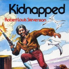 Tebeos: KIDNAPPED (EDITORIAL VALENCIANA, 1982). Lote 12290822