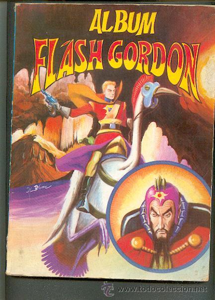 ALBUM FLASH GORDON TOMO Nº8,ED.VALENCIANA (Tebeos y Comics - Valenciana - Otros)