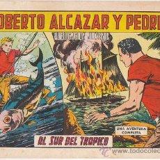 Tebeos: ROBERTO ALCAZAR Y PEDRIN Nº 778. ORIGINAL,,,. Lote 25474543