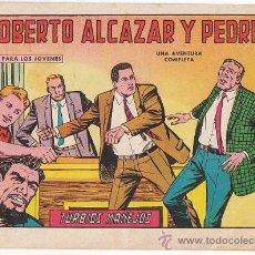 BDs: ROBERTO ALCAZAR Y PEDRIN Nº 752. ORIGINAL, NO REPRODUCCIÓN........... Lote 25855483