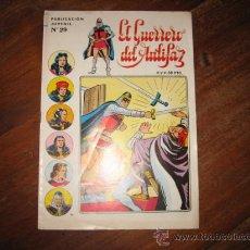 Tebeos: EL GUERRERO DEL ANTIFAZ Nº29. Lote 12480421