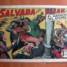 Tebeos: EL GUERRERO DEL ANTIFAZ, Nº 103. Lote 12601352