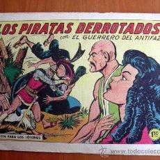 Tebeos: EL GUERRERO DEL ANTIFAZ, Nº 343. Lote 12601398