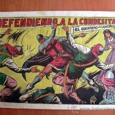 Tebeos: EL GUERRERO DEL ANTIFAZ, Nº 104. Lote 12601475